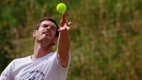 Murray to pair up with Serena for mixed doubles at Wimbledon
