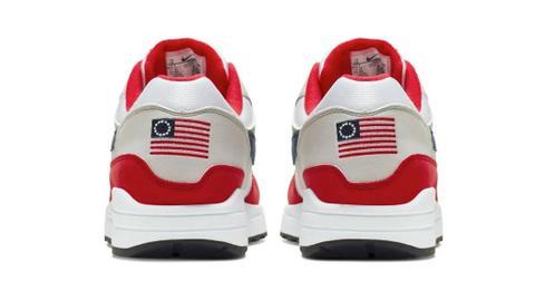 Nike pulls US sneaker featuring slavery-era flag