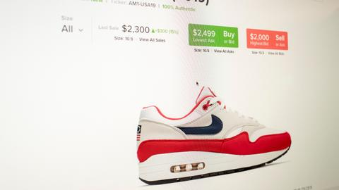 Nike embroiled in US flag row after sneaker recall