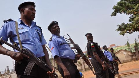 Nigerian police investigates serial killer targeting women