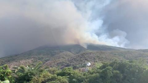 Volcano erupts on Italian island of Stromboli, kills one tourist
