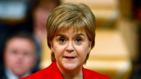 Scotland's leader warns UK against blocking independence vote