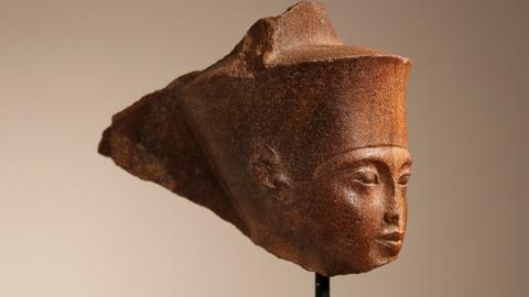 Tutankhamen head fetches millions at UK auction despite Egypt's protest