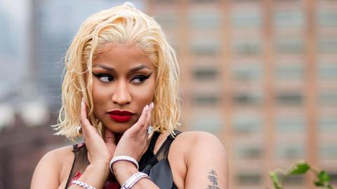 Nicki Minaj's planned Saudi concert raises eyebrows across the internet