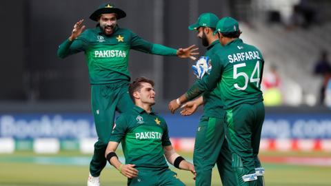 Cricket: Pakistan rout Bangladesh but semi hopes over as Kiwis progress