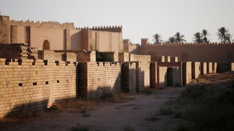 Iraq's ancient city of Babylon designated UNESCO World Heritage Site