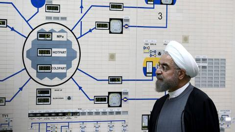 Iran may 'enrich' uranium beyond deal level, warns UK over tanker seizure