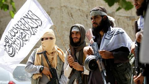 Is Daesh posing an existential threat to the Taliban?