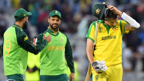 Australia to face England in cricket World Cup semi-final
