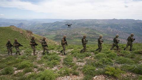 Turkish army forces kill senior PKK terrorist in northern Iraq