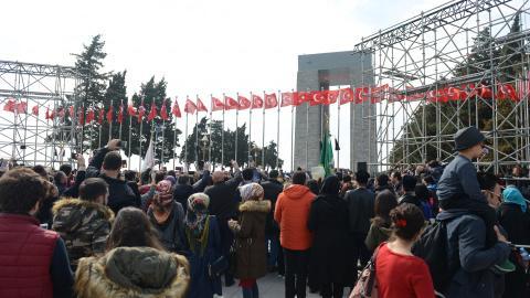 Turkey remembers the legacy of Gallipoli battle