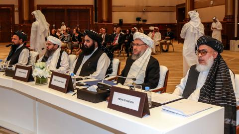Ceasefire on agenda as Qatar hosts intra-Afghan summit