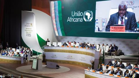 African leaders launch 'historic' AfCFTA free trade deal