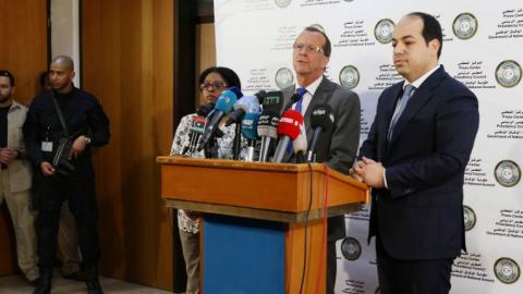 Libya's unity gov't to start taking control of three ministries