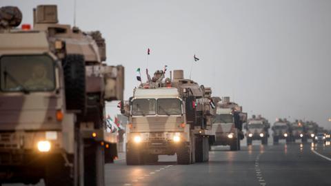 UAE reducing troops in Yemen in 'peace-first strategy'
