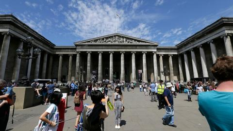 British Museum to return looted Iraqi and Afghan artefacts