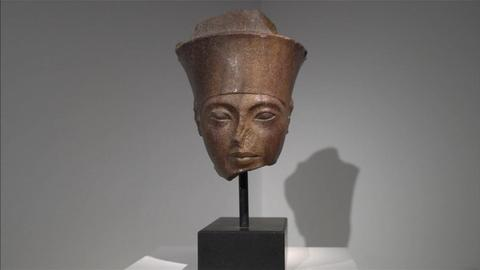 Egypt asks Interpol to trace Tutankhamen relic over ownership