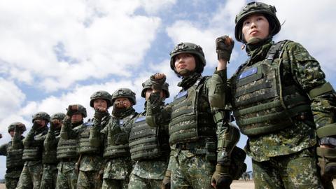 Taiwan arms sale seeks to promote peace: US