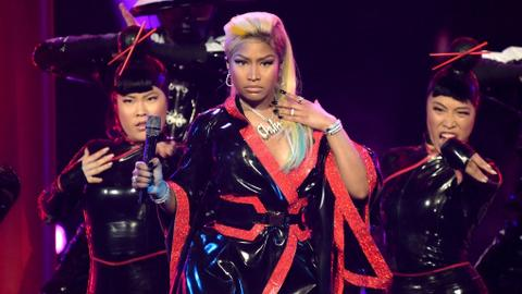 Nicki Minaj cancels Saudi concert over women's rights concerns