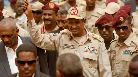 You and what Army? The rise of Sudan's paramilitaries