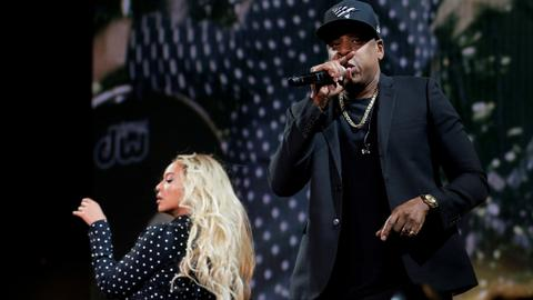 Rapper Jay-Z joins cannabis business