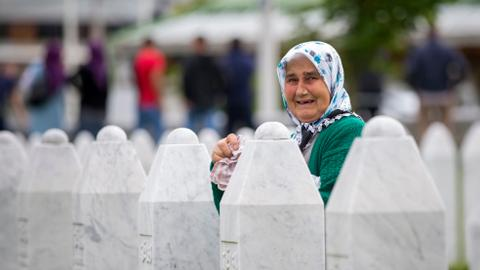 Bosnia to rebury 33 victims on genocide anniversary