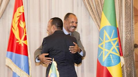 A year after peace deal, mistrust wins over hope in the Horn of Africa
