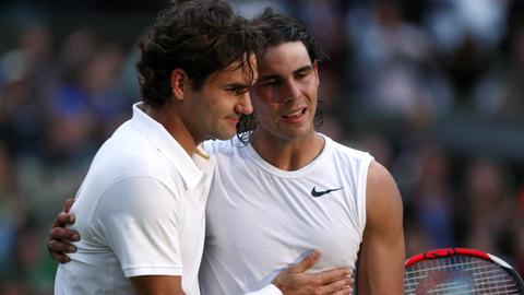 Tennis: Federer, Nadal braced for Wimbledon epic