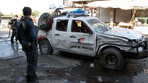 Teen bomber kills at least five at eastern Afghanistan wedding