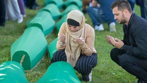 Why students in Srebrenica don't study the genocide