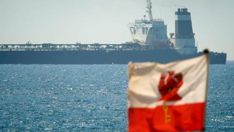 Gibraltar extends detention of Iranian tanker for 30 days – Gulf tensions