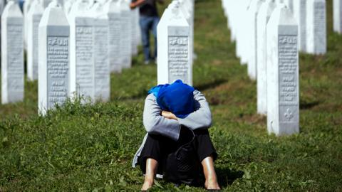 Washing the blood off knives - Survivors recall Srebrenica genocide