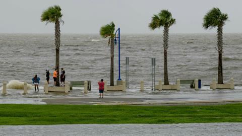Storm Barry takes aim at Louisiana, could roar ashore as hurricane