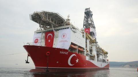 Turkish Cypriot president proposes gas cooperation