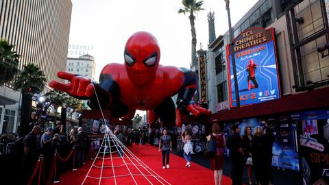 'Spider-Man: Far From Home' claims victory again during its second weekend
