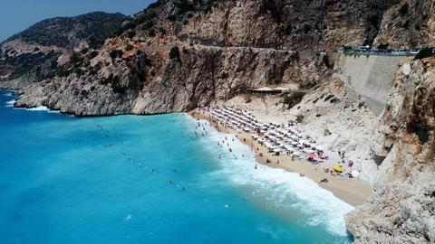 Turkey's Antalya sets tourist record of 15 million