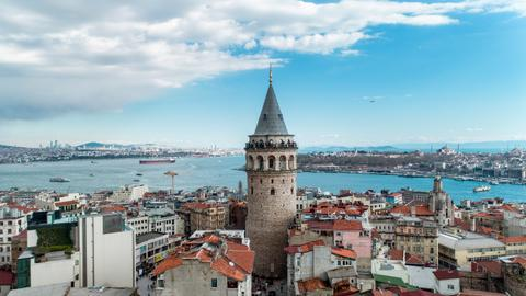 Turkey draws nearly 25 million foreign visitors in 7 months