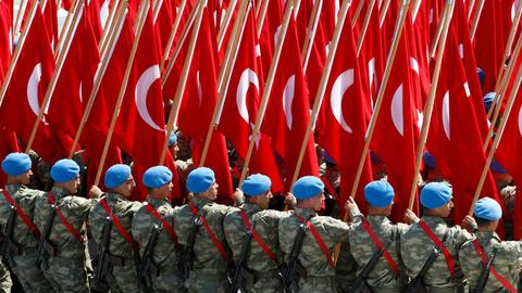 How the Turkish Armed Forces rebuilt after the July 15 coup attempt