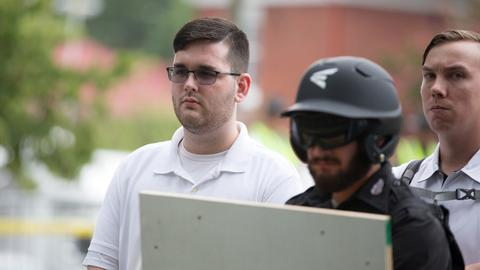 Neo-Nazi gets second life sentence in murder of protester in Virginia