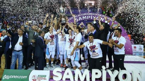 Turkish women's basketball team leaves mark despite war proximity