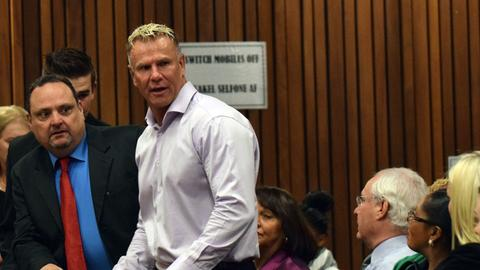 Former footballer Batchelor shot dead in South Africa