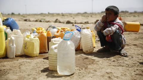 UN sounds alarm as war pushes Yemen to the brink of famine