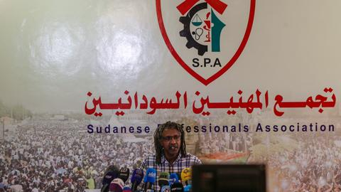 Opposition group rejects  'absolute immunity' for generals  – Sudan unrest
