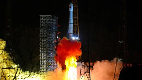 China aiming to become space superpower