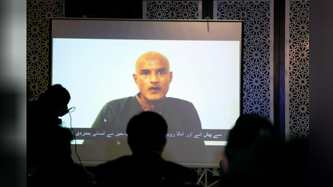 Pakistan invites India to file review against spy Jadhav's conviction