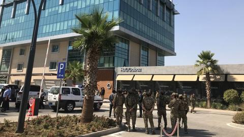 Ankara vows 'necessary response' after diplomat killed in Iraq's Erbil
