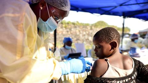 Ebola outbreak in DRC declared a global health emergency
