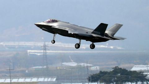 Turkey slams US for excluding it from F-35 programme