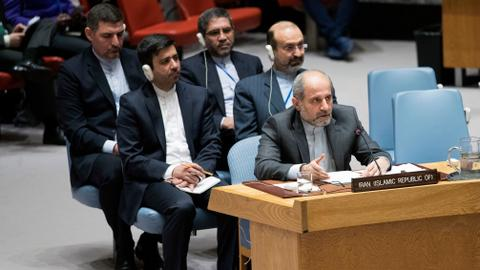 US sets tight travel limitations for Iran's UN diplomats