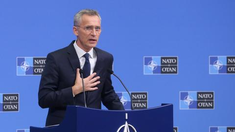 Turkey's role much broader than F-35 and S-400 - NATO chief